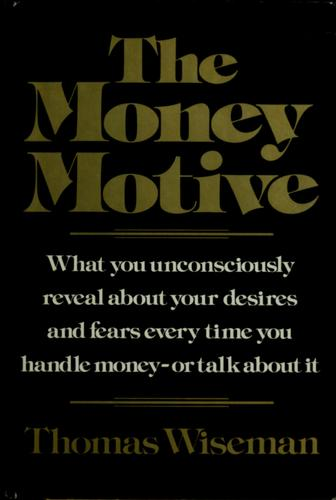 Download The money motive.
