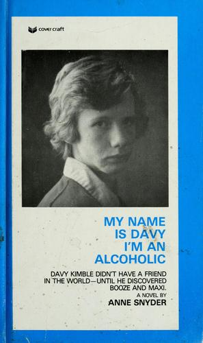 Download My name is Davy– I'm an alcoholic