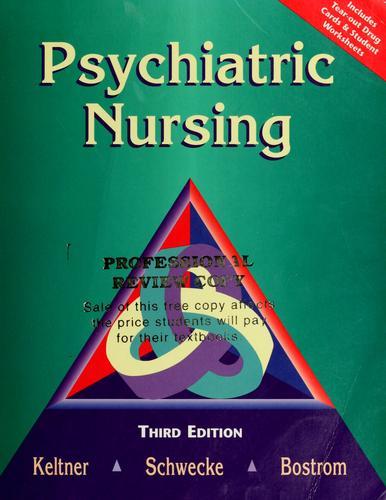 Download Psychiatric nursing