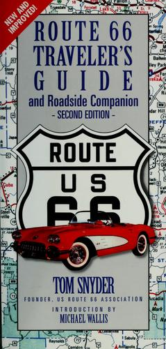 Download Route 66 traveler's guide and roadside companion