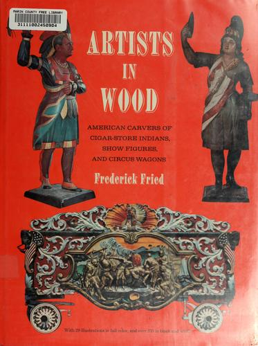 Artists in wood
