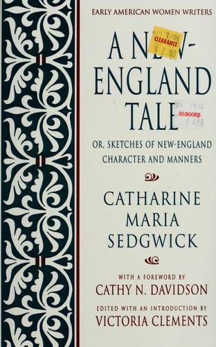 A New-England tale
