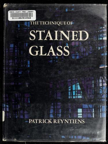 Download The technique of stained glass.