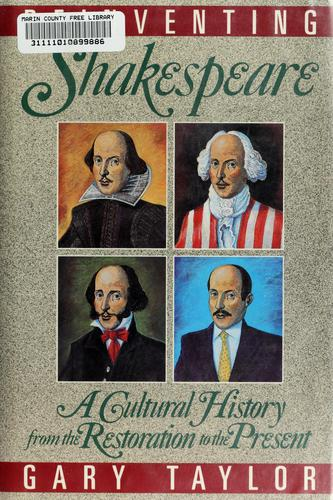 Download Reinventing Shakespeare