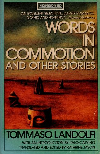 Download Words in commotion and other stories
