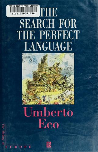 Download The search for the perfect language