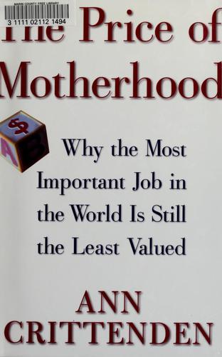Download The price of motherhood