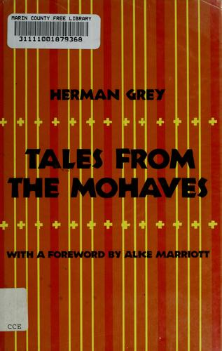 Tales from the Mohaves