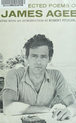 The collected poems of James Agee