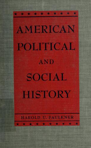 Download American political and social history.