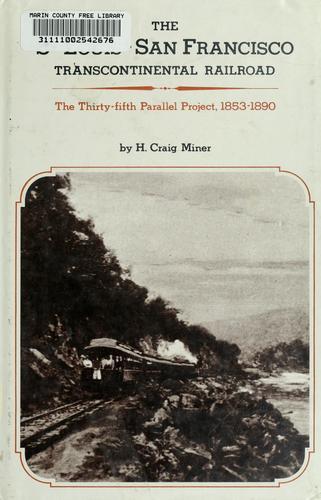 Download The St. Louis-San Francisco transcontinental railroad