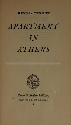 Download Apartment in Athens