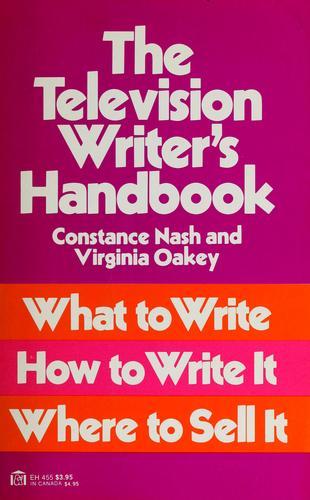 The Television Writer's Handbook