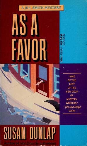 As a favor