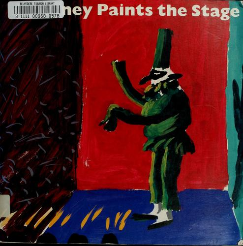 Download Hockney paints the stage