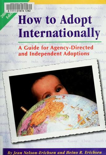 How to adopt internationally