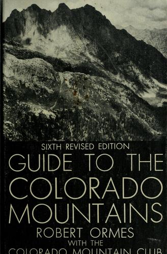 Download Guide to the Colorado mountains