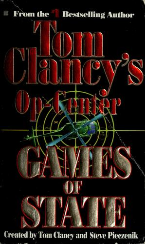 Download Tom Clancy's Op-Center : games of state