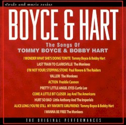 Tommy Boyce & Bobby Hart - Out & About