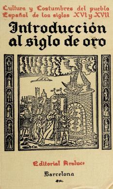 Cover of: Cultura y costumbres del pueblo español de los siglos XVI y XVII | Ludwig Pfandl