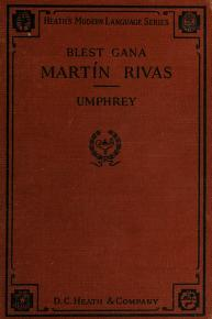 Cover of: Martín Rivas | Alberto Blest Gana