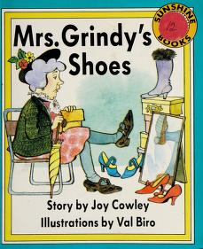 Cover of: Mrs. Grindy's shoes (Sunshine books) | Joy Cowley