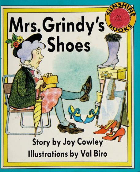 Mrs. Grindy's shoes (Sunshine books) by Joy Cowley