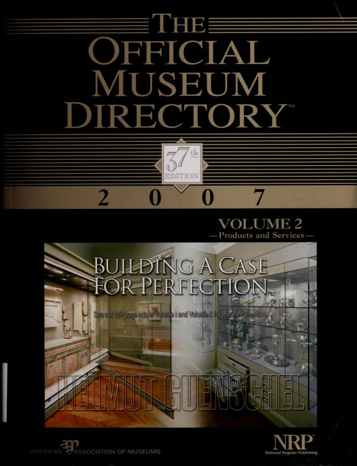 The Official museum directory by American Association of Museums
