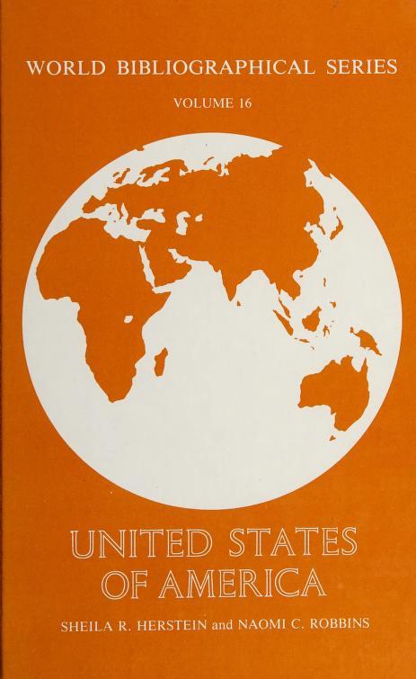 United States of America by Sheila R. Herstein