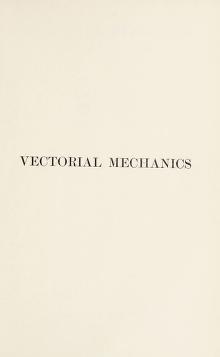 Cover of: Vectorial mechanics   Brand, Louis