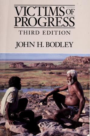 Cover of: Victims of progress   John H. Bodley