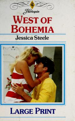 Cover of: West of Bohemia by Jessica Steele