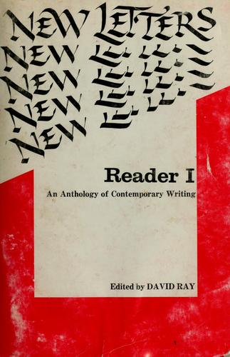 New letters reader I by Ray, David