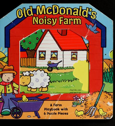 Old McDonald's Noisy Farm by Tisha Hamilton, Caroline Davis