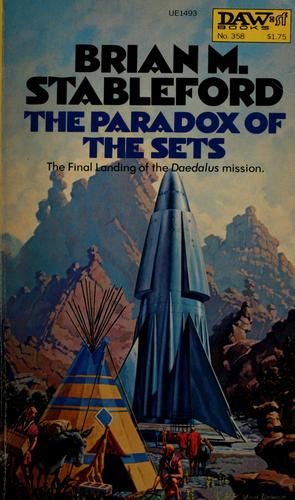 The paradox of the sets by Brian Stableford