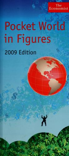 Pocket world in figures by Economist Newspaper Limited