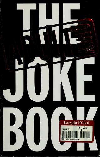 The Adult Only Joke Book by