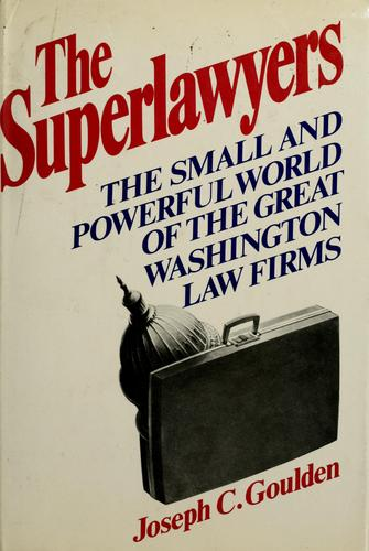 The super-lawyers