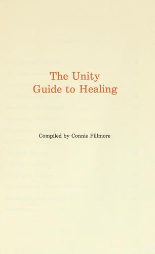 The unity guide to healing by Connie Fillmore