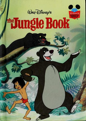 Walt Disney's the Jungle Book.