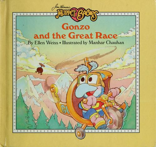 Gonzo and the great race by Ellen Weiss