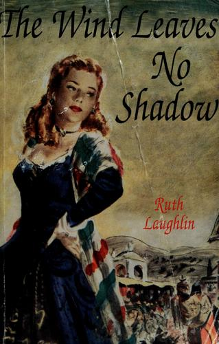 The winds leaves no shadow by Laughlin, Ruth