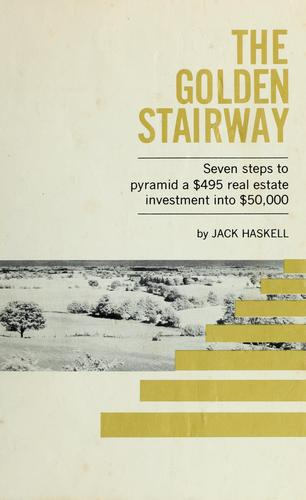 The golden stairway by Jack Haskell