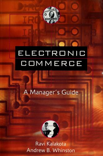 Electronic commerce by Ravi Kalakota