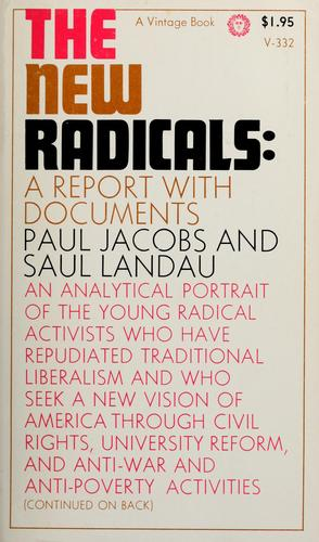 The new radicals by Paul Jacobs