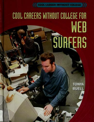 Cool careers without college for Web surfers by Tonya Buell