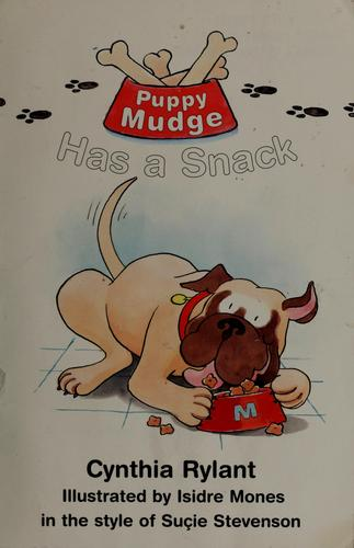 Puppy Mudge has a snack by Jean Little