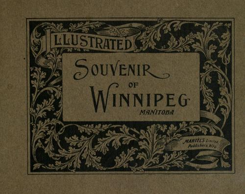 Illustrated souvenir of Winnipeg, Manitoba by