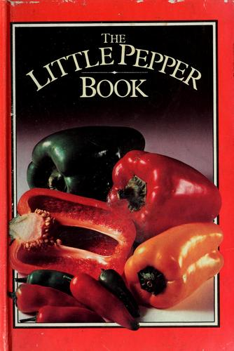 The little pepper book by Michelle Berriedale-Johnson