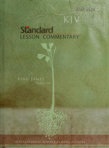 NIV standard lesson commentary, 2009-2010 by Ronald L. Nickelson
